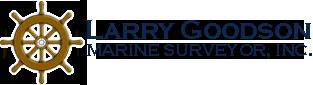 Larry Goodson, Marine Surveyor, Inc. Logo